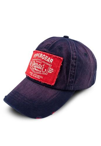 徽章鴨舌帽, zalora 心得飾品配件, 鴨舌帽