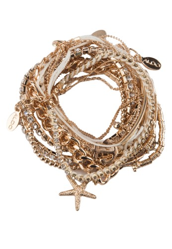Frarema 八入手zalora 心得環組, 飾品配件, 手鐲 & 手環