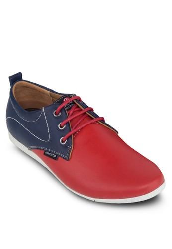 繫帶休閒皮鞋,zalora 心得 鞋, 鞋