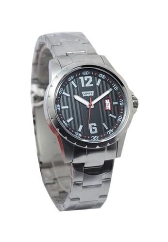 346 x 500 jpeg 23kB, Jam Tangan Levi's LTK2207 Stainless Steel - Black