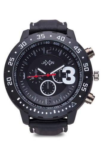zalora開箱多功能時尚手錶, 錶類, 休閒型