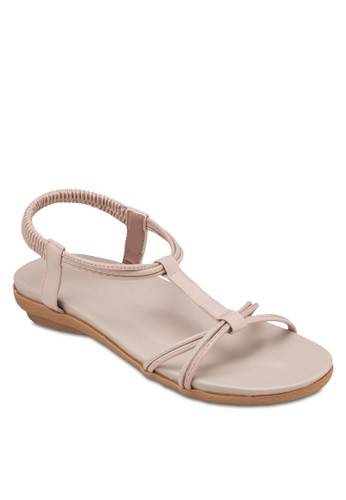 Tzalora開箱 字帶繞踝涼鞋, 女鞋, 涼鞋