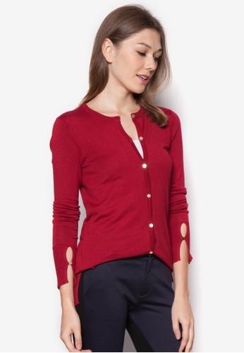 鈕扣休閒外套, 服飾, zalora 鞋評價毛衣& 針織外套