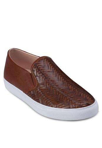 編織壓花懶zalora 評價人休閒鞋, 鞋, 休閒鞋