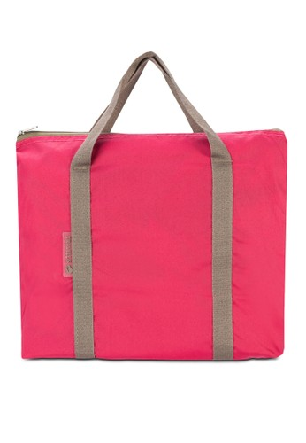 輕量防水多用途側背包, 包, zalora開箱旅行配件