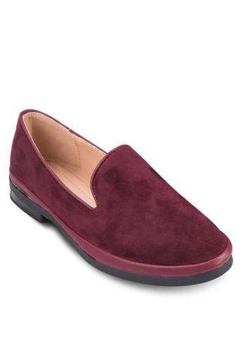 仿麂皮樂福鞋zalora 台灣, 女鞋, 鞋