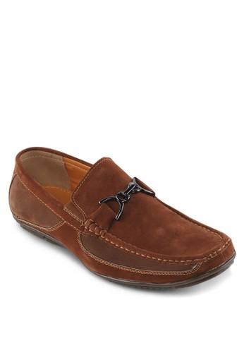 金屬扣zalora開箱環樂福鞋, 鞋, 船型鞋