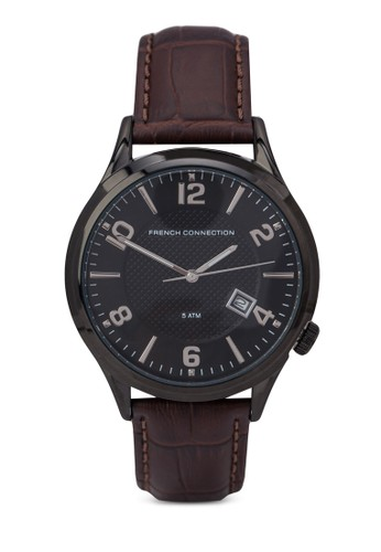 FC1260TB 圓框zalora鞋子評價男錶, 錶類, 紳士錶