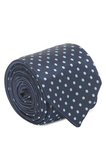 正反兩用細領帶zalora 評價, 飾品配件, 飾品配件