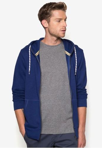 連帽抽繩長袖衫,zalora 評價 服飾, 外套
