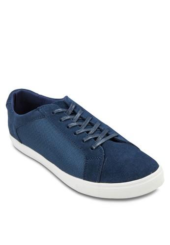 Mesh Side zalora 鞋評價Panel Sneaker, 鞋, 鞋
