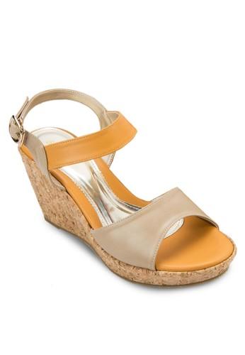 Strappy Wzalora 鞋評價edges, 女鞋, 楔形涼鞋