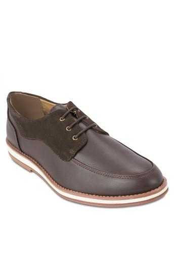 NAGOYA zalora鞋子評價繫帶皮鞋, 鞋, 休閒皮鞋