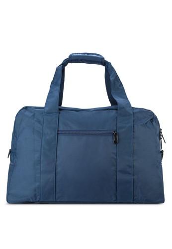 zalora 鞋評價Jasper 簡約雙提把旅行包, 包, 旅行袋