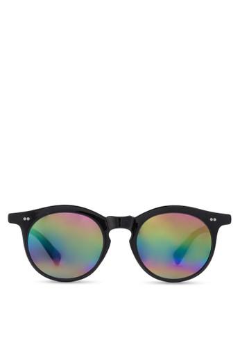時尚復古太陽眼鏡, 飾品配件,zalora 心得 飾品配件
