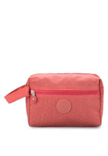 簡約化妝包, 包, zalora退貨旅行配件