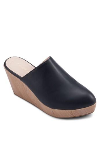 木製楔形尖頭高跟鞋, 女鞋zalora 心得, 楔形涼鞋