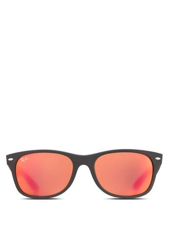 New Wayfarer 太陽眼鏡, zalora鞋子評價飾品配件, 長框