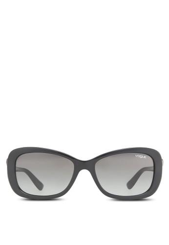 蝴蝶型太陽眼鏡, 飾品配件, 飾zalora 心得品配件