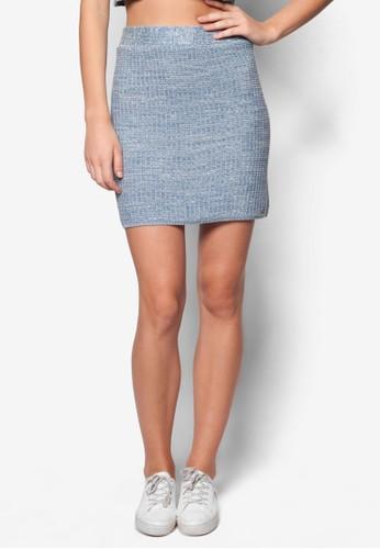針織短裙, 服飾zalora 評價, 裙子
