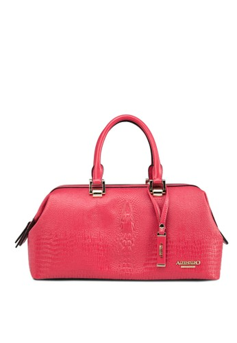 時尚動物紋手提包, 包,zalora鞋 購物包