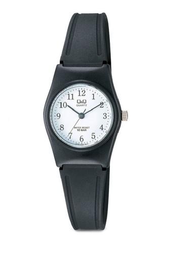 Q&Q VP35J002 數字細zalora 鞋評價帶休閒手錶, 錶類, 其它錶帶