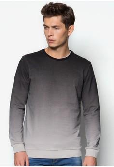 漸層長袖衫