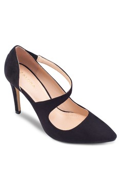 Asymmetric Pointed Pumps