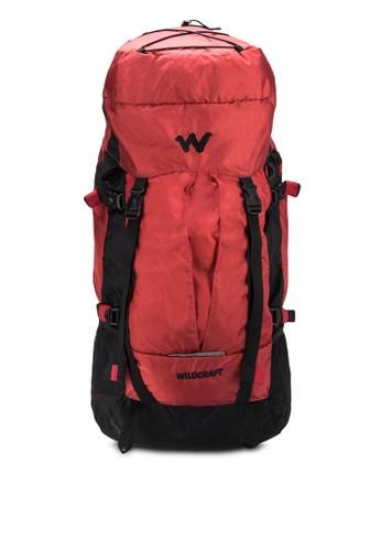 Savan D zalora 評價Plus 帽蓋登山背包, 包, 旅行背包