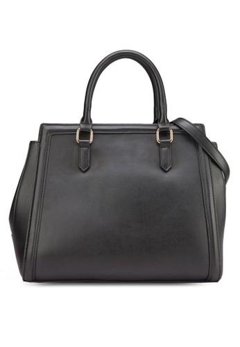 立體zalora退貨仿皮手提包, 包, 手提包