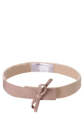 蝴蝶結假領項鍊, 飾品zalora鞋子評價配件, 項鍊