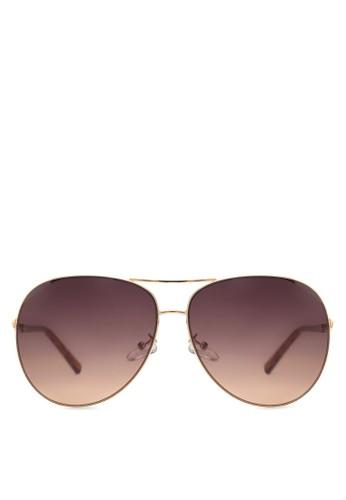 Siczalora退貨amino 飛行員太陽眼鏡, 飾品配件, 飾品配件