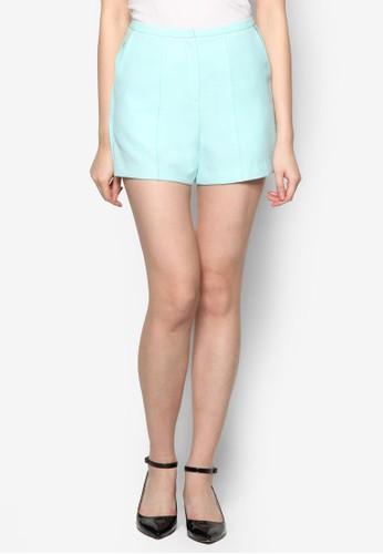簡約休閒短褲, 服zalora 包包評價飾, 服飾