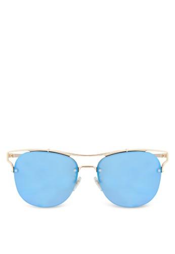 Michzalora 心得eal 細框太陽眼鏡, 飾品配件, 方框