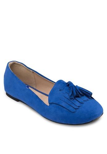流蘇zalora 評價樂福鞋, 女鞋, 鞋