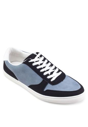 雙色拼接運動鞋zalora taiwan 時尚購物網鞋子, 鞋, 鞋