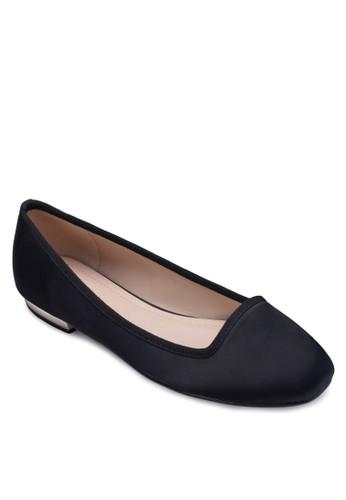 緞面樂福鞋, 女鞋, zalora鞋子評價船型鞋