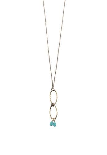 Senantrasa zalora 台灣環環相扣項鍊, 飾品配件, 飾品配件