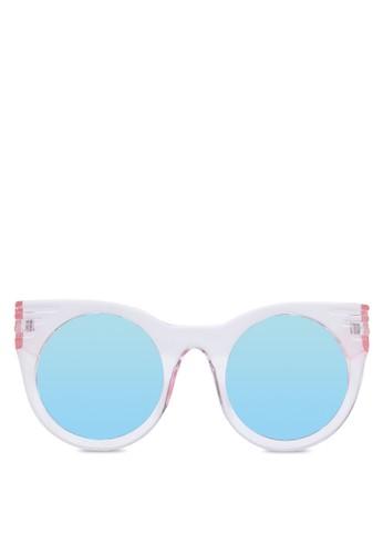 Up andzalora 鞋評價 Away 太陽眼鏡, 飾品配件, 復古框