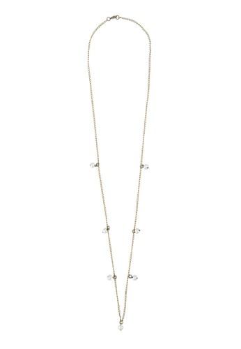 Laboh 珠飾項鍊,zalora 評價 飾品配件, 項鍊