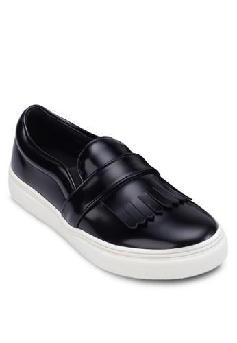 zalora 評價流蘇懶人休閒鞋, 女鞋, 鞋