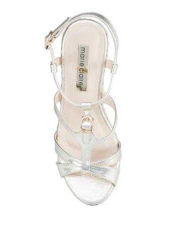 繞踝麻跟楔形涼鞋, 女鞋zalora鞋子評價, 楔形鞋