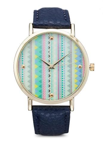 民族風指zalora 鞋評價針手錶, 錶類, 休閒型