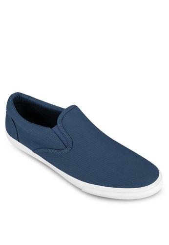 帆布素面懶zalora taiwan 時尚購物網鞋子人鞋, 鞋, 懶人鞋