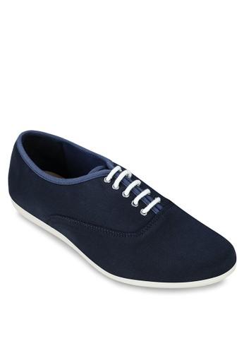 簡約圓頭運動鞋, 鞋zalora 心得, 休閒鞋