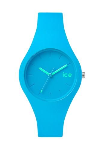 Icezalora 手錶 評價 Ola 矽膠中性圓錶, 錶類, 飾品配件