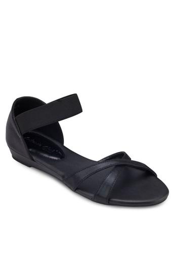 交叉繞zalora 手錶 評價踝包跟涼鞋, 女鞋, 鞋