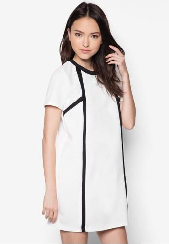 滾zalora 台灣邊蕾絲連身裙, 服飾, 洋裝