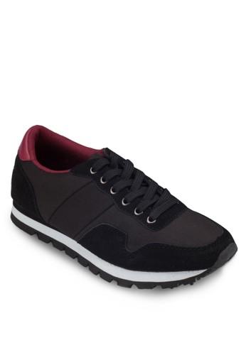 zalora鞋子評價異材質拼接休閒鞋, 女鞋, 休閒鞋