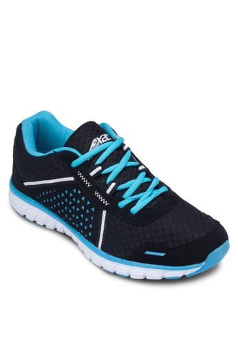 Azalora 心得xel 拼色女裝跑步鞋, 女鞋, 穩定型跑鞋